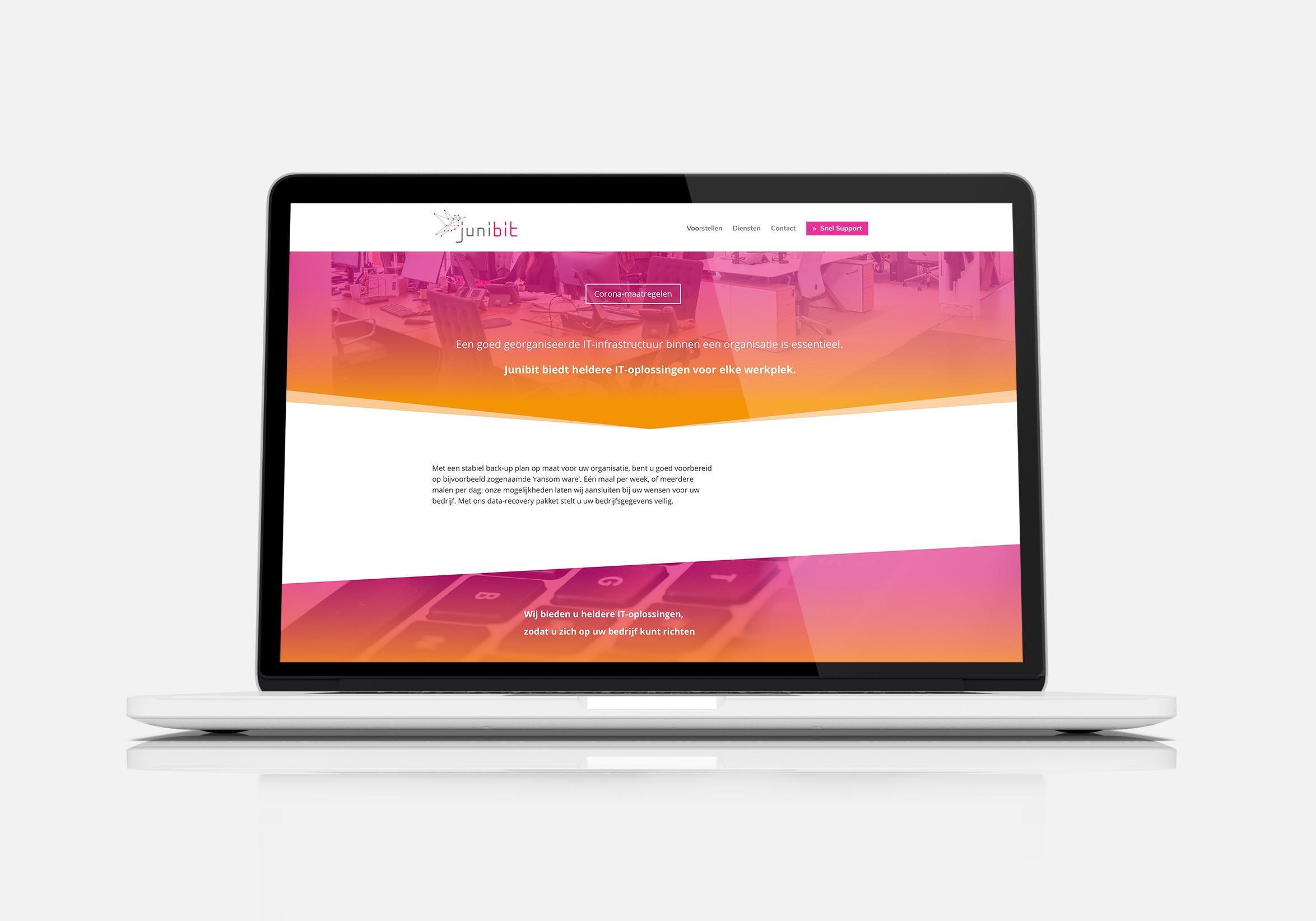 Website Junibit