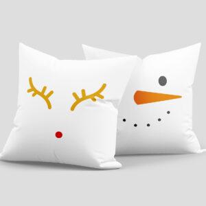 Kerstkussen