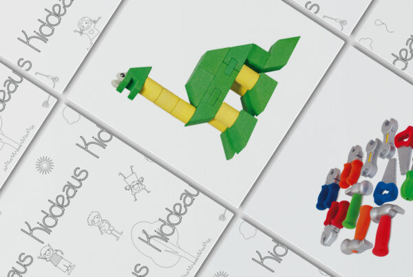 Designly - Ontwikkeling en opmaak printables webshop Kiddeaus
