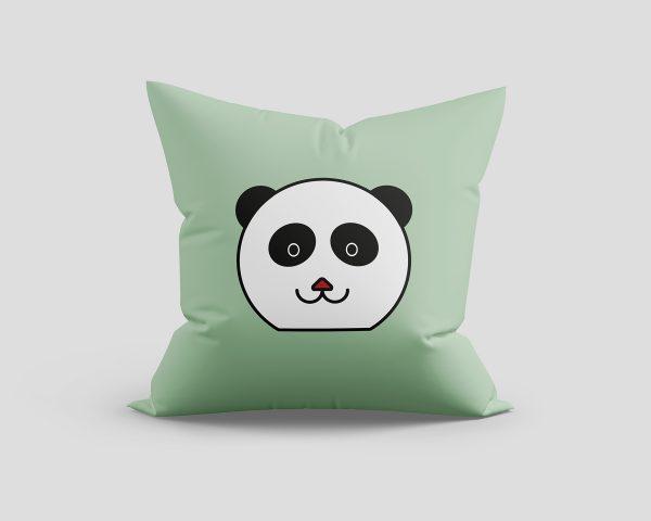 Kussen 'Panda' - Kinderkamer decoratie