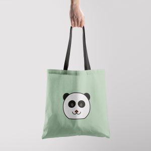 Draagtas 'Panda' (DD21L04)
