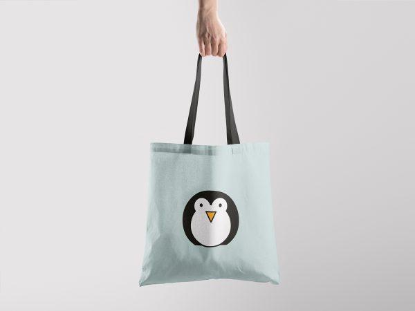 Draagtas 'Pinguin' (DD21L05)